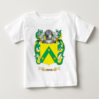 Ings Coat of Arms (Family Crest) Tshirts