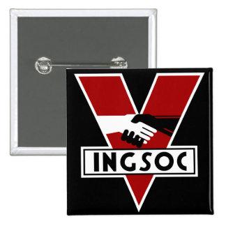 Ingsoc 1984 pin