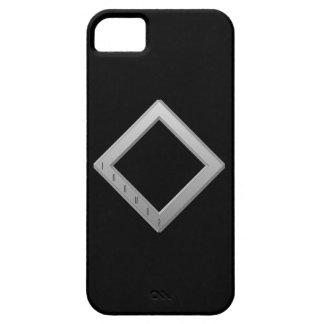 Ingwaz Rune grey iPhone SE/5/5s Case