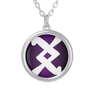 Ingwaz Rune Necklace