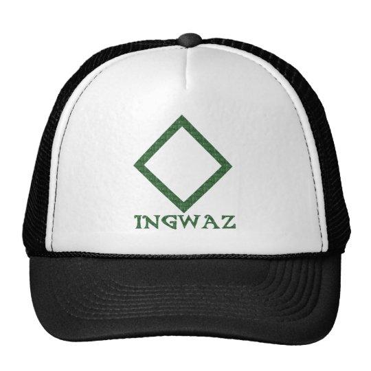 Ingwaz Trucker Hat