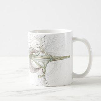 Inhalation Classic White Coffee Mug
