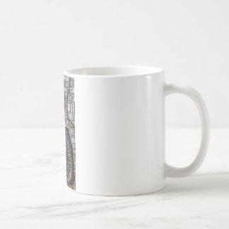 Inhale exhala taza de café