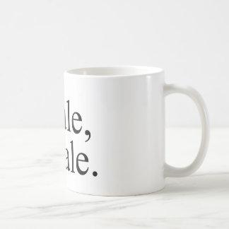 Inhale, exhale. Mug