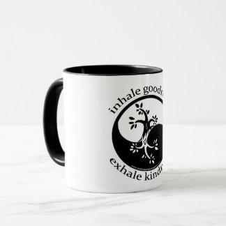 Inhale Goodness Mug