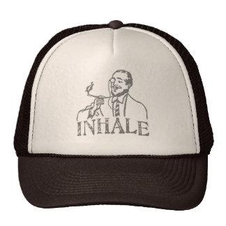 Inhale Mesh Hat