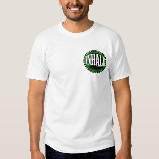 Inhale Poker Chip T Shirt