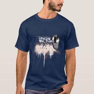inhaling the fumes T-Shirt