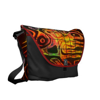 Inherent Chaos Messenger Bag
