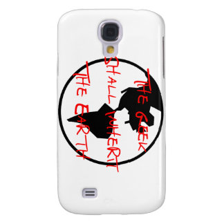 Inherit the Earth Samsung Galaxy S4 Cover