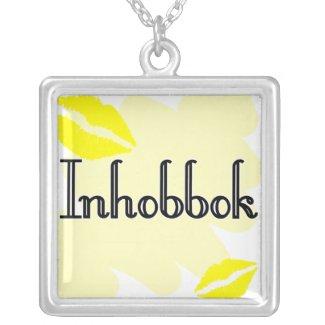 Inhobbok - Maltese I love you necklace