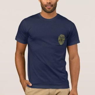 Inhuman Law Enforcement T-Shirt