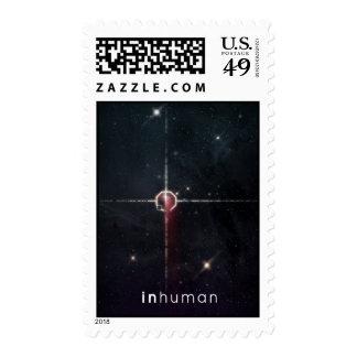"""""""inhuman"""" teaser poster stamps"""