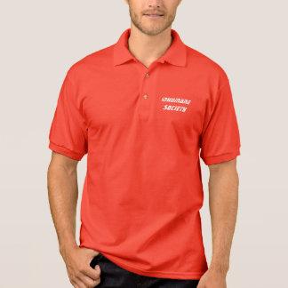 Inhumane Society Polo Shirt