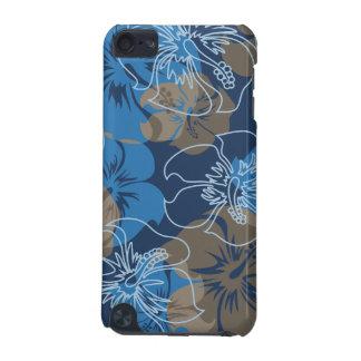 Iniki Point Hawaiian Hibiscus iPod Touch Cases