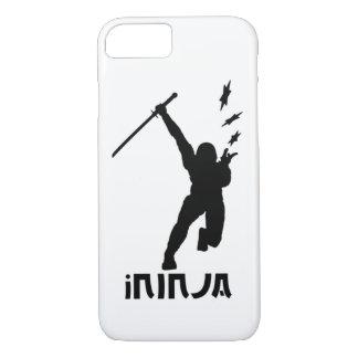 iNinja - White - iPhone 7 Case