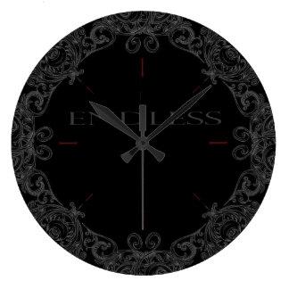 Inire Endless clock