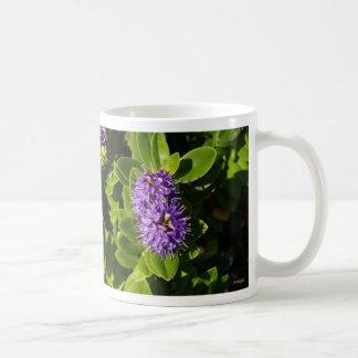 Inis Mor Blooms Classic White Coffee Mug