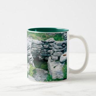 Inis Oirr - a moment for the sacred Two-Tone Coffee Mug