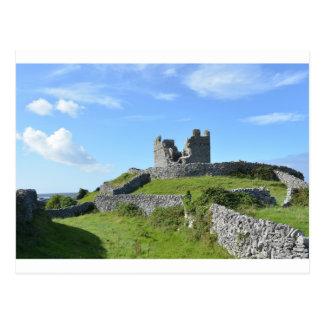 Inis Oírr Castle Postcard
