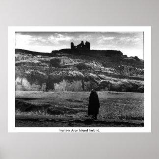 Inisheer Aran Island Ireland Print