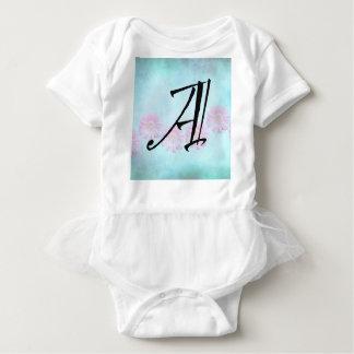 Initial A Baby Bodysuit