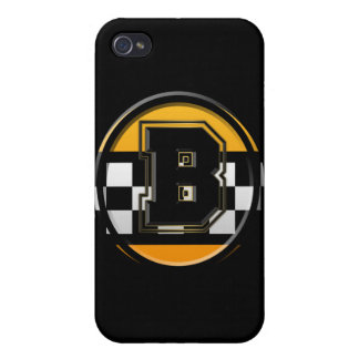 Initial B taxi driver iPhone 4 Case
