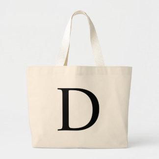 Initial D Jumbo Tote Bag