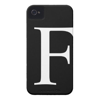 Initial F iPhone 4/4S Barely There Case Case-Mate iPhone 4 Cases