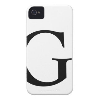Initial F iPhone 4/4S Barely There Case iPhone 4 Case