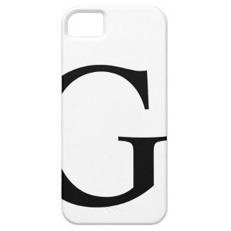 Initial F iPhone 5 Barely There Case iPhone 5 Cover
