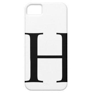 Initial H iPhone 5 Cases