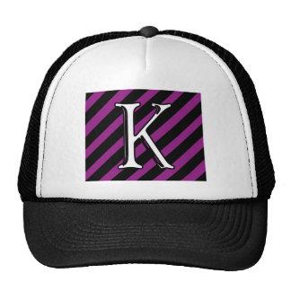 Initial K Mesh Hats