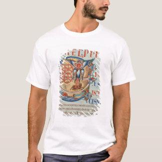 Initial Letter 'E' Et factum est T-Shirt