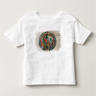Initial letter 'O' Osculatur me - Let me kiss T Shirt