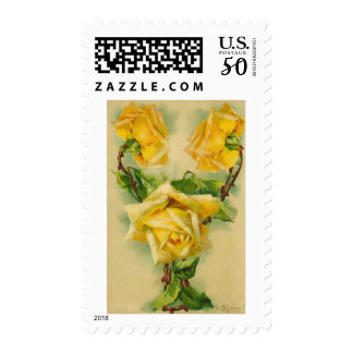 Initial Monogram Letter Y Stamps