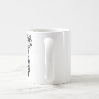 Initial Mug - Letter 'J'