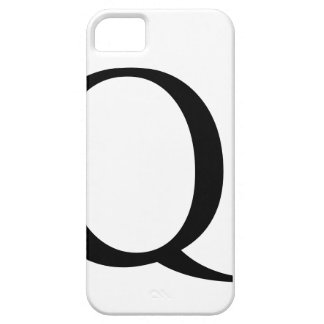Initial Q iPhone 5 Barely There Case iPhone 5 Case