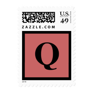 INITIAL Q STAMPS