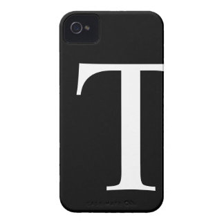 Initial T iPhone 4/4S Barely There Case iPhone 4 Cover