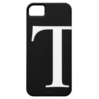 Initial T iPhone 5 Barely There Case iPhone 5 Cover