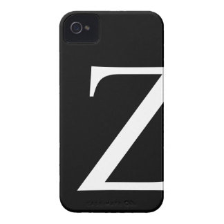 Initial Z iPhone 4/4S Barely There Case iPhone 4 Cases