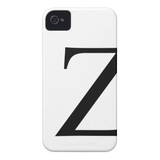 Initial Z iPhone 4/4S Barely There Case iPhone 4 Cover