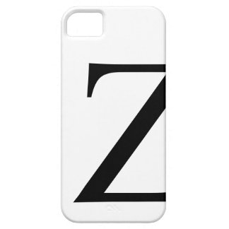 Initial Z iPhone 5 Covers