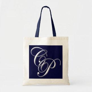 Initials (Script) Bags