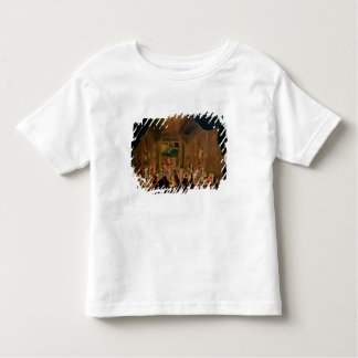 Initiation ceremony in a Viennese Masonic Toddler T-shirt