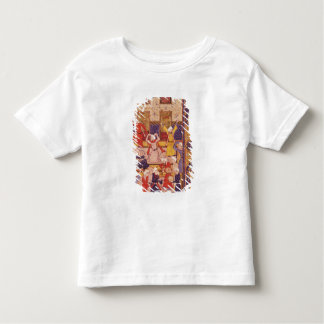 Initiation dance, from a book of poems toddler t-shirt