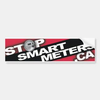 Initiative to Stop Smart Meters v2 Bumper Sticker