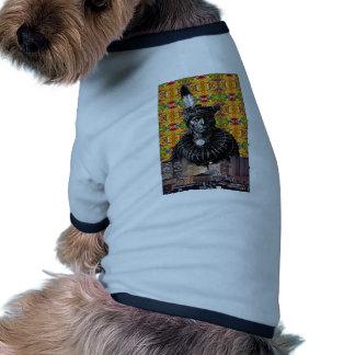 injun camisa de perro