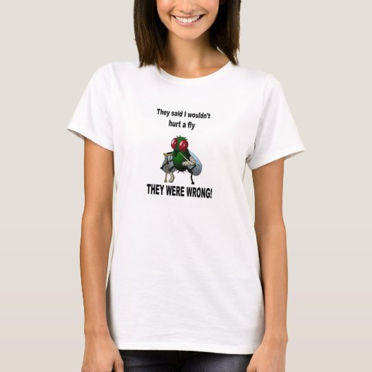 Injured fly T-Shirt